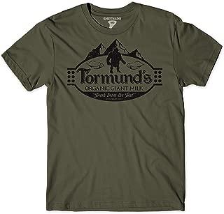 Tormund's Giant's Milk Premium Fit Unisex T-Shirt