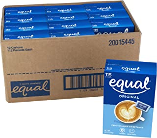 Equal Packet, 115-Count (Pack of 12)