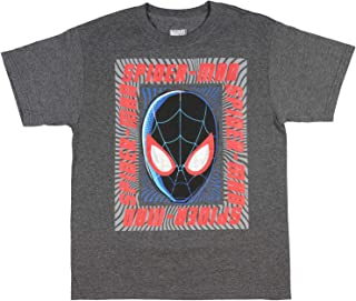 Boys' Ultimate Spider-Man Miles Morales T-Shirt
