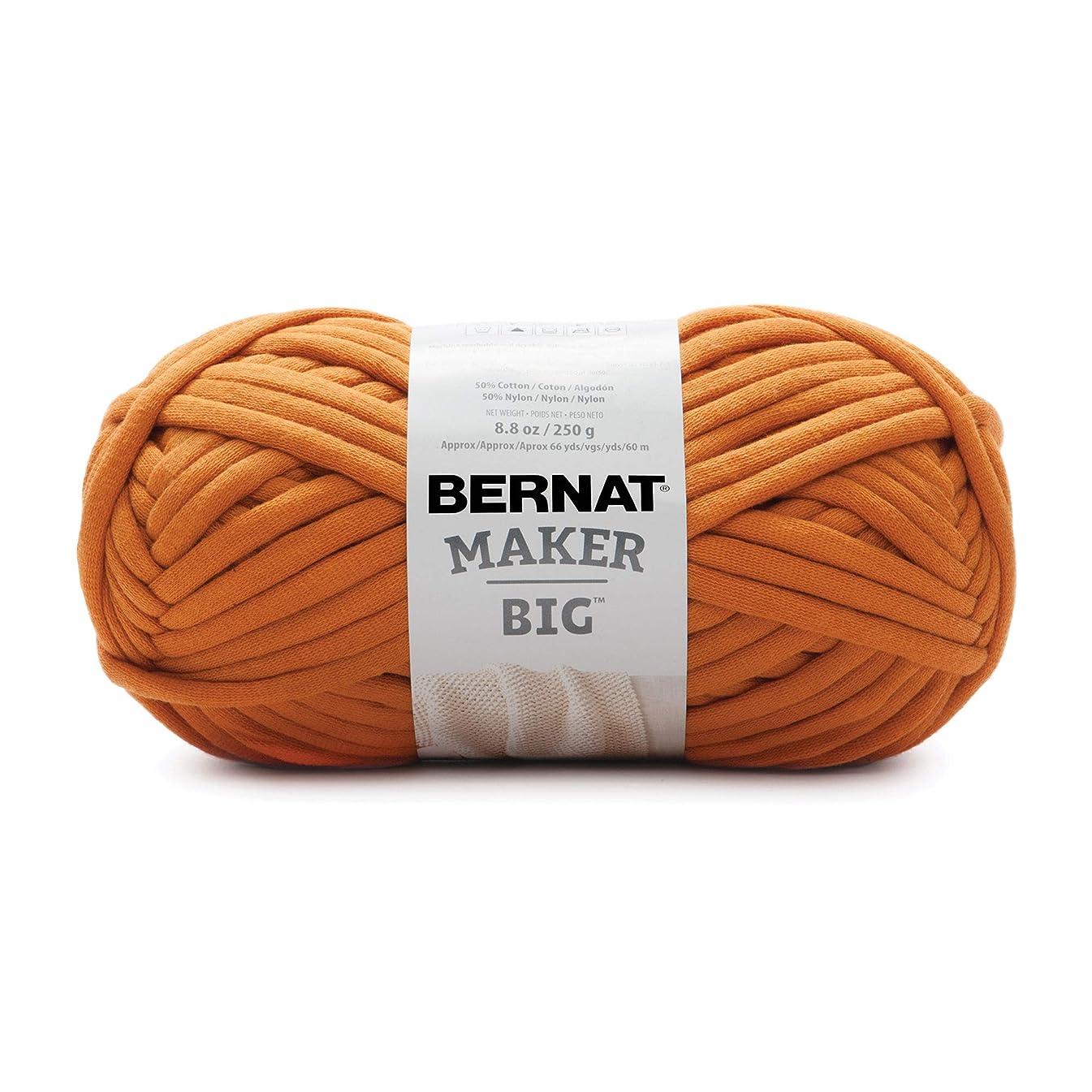 Bernat 16122525009 Maker Big Yarn Amber