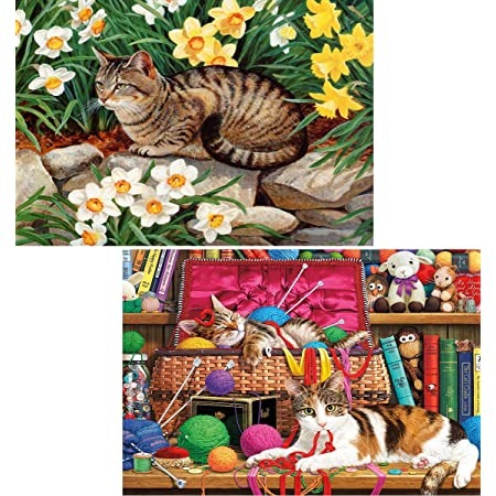 Cat Painting By Numbers DIY Kit Window Paint By Number Art Design Canvas Tabby Cat Painting By Numbers Winter Painting Kit Home Sittting Hobby
