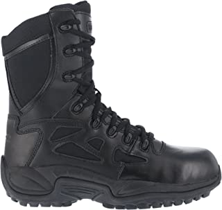 Reebok Rb888 Stealth Boot Black
