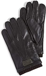 Ted Baker Men's Blokey Leather Stab Stitched Gloves