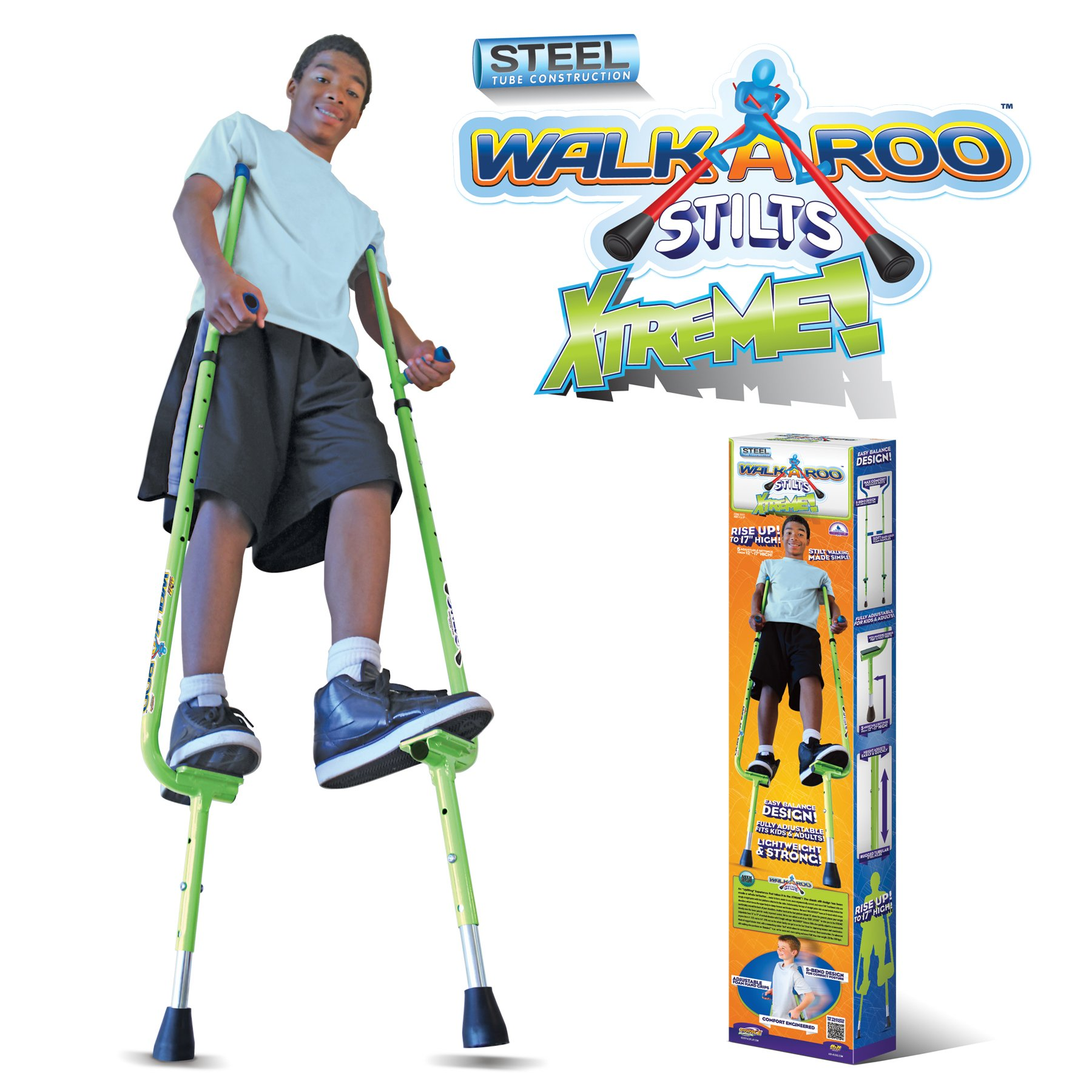 Geospace WALKAROO Balance Adjustable Lifters