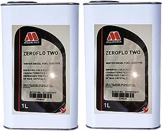 Millers Oil Zeroflo Twee, Winter Diesel Brandstofadditief, 2 liter