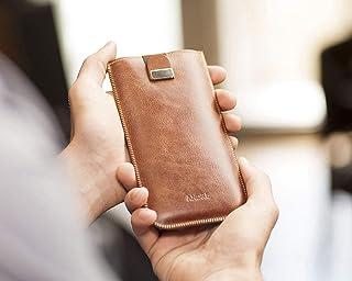 Funda De Cuero Para iPhone (elige tu modelo)