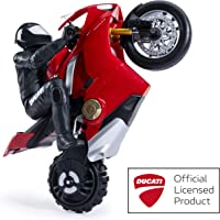 Upriser Ducati 1:6 Scale Authentic Panigale V4 S Remote Control Motorcycle