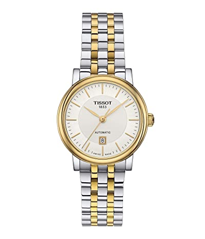 Tissot T-Classic Carson Premium Automatic Lady T1222072203100 (Silver) Watches