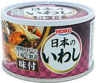宝幸 日本のいわし(味付)140g×24缶