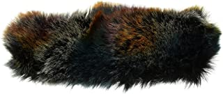 Womens Party Animal Faux Fur Headband