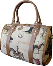 Signare 93038-Horse Horse Large Purse, Tapestry