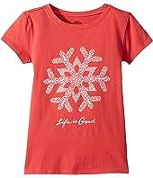 Primal Snowflake Crusher T-Shirt (Little Kids/Big Kids)
