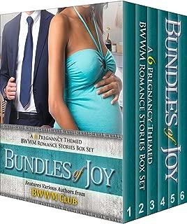Bundles Of Joy: 6 BWWM & BWAM Pregnancy Romance Stories Boxed Set (Afro Bundles Book 3)