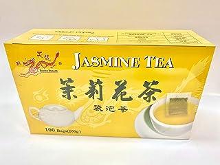 Heaven Dragon Jasmine Tea, 100 Tea Bags
