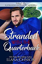 Stranded with the Quarterback: Getaway Bay Sweet Beach Romance (A Stranded in Paradise Romance Book 7)