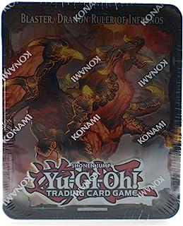 YU-GI-OH! - Blaster, Dragon Ruler of Infernos (CT10-EN002) - 2013 Collectors Tins - Limited Edition - Secret Rare