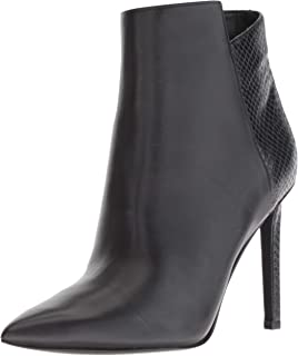 Nine West Women's Tomorrow Reptile Print Ankle Boot