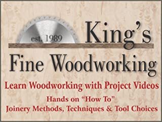 Best king fine woodworking Reviews