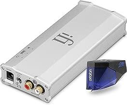 iFi - Micro iPhono 2 MM/MC Phono Preamplifier & Ortofon - 2M Blue Bundle