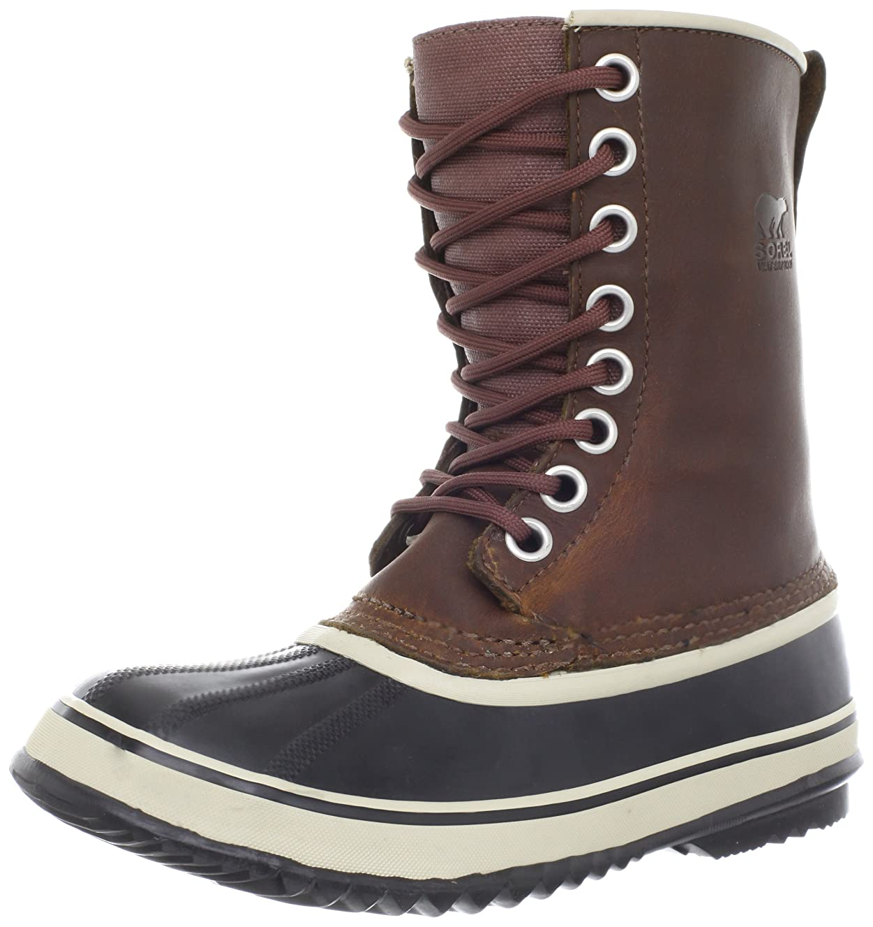 抽選貫通するバター[ソレル] レディース1964?Premium Leather Boot US サイズ: 9 M US カラー: ブラウン