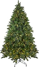 Northlight 7.5' Pre-Lit Mixed Scotch Pine Artificial Christmas Tree - Warm White LED Lights