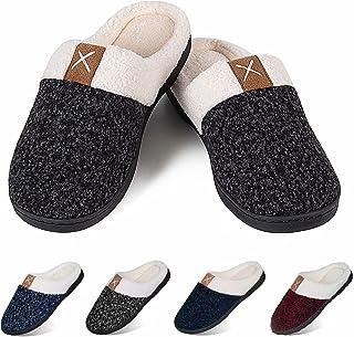 دمپایی زنانه YALOX دمپایی گرم مردانه کفش راحتی خانگی کف راحتی پنبه ای ضد لغزش کفش پنبه ای داخلی