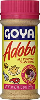Goya Adobo with Saffron, 8 Ounce