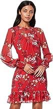 Cooper St Women's Disco Long Sleeve Fitted Mini Dress