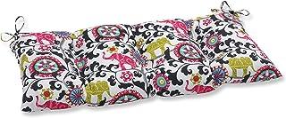 Pillow Perfect Outdoor/Indoor Menagerie Spectrum Swing/Bench Cushion
