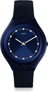Swatch SKINSPARKS Blue Strap Watch - SVUN100