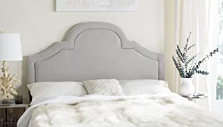 Safavieh Kerstin Arctic Grey Arched Headboard (King)