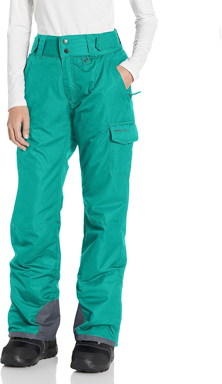 Arctix Womens Snow Sports Insulated Cargo Pants