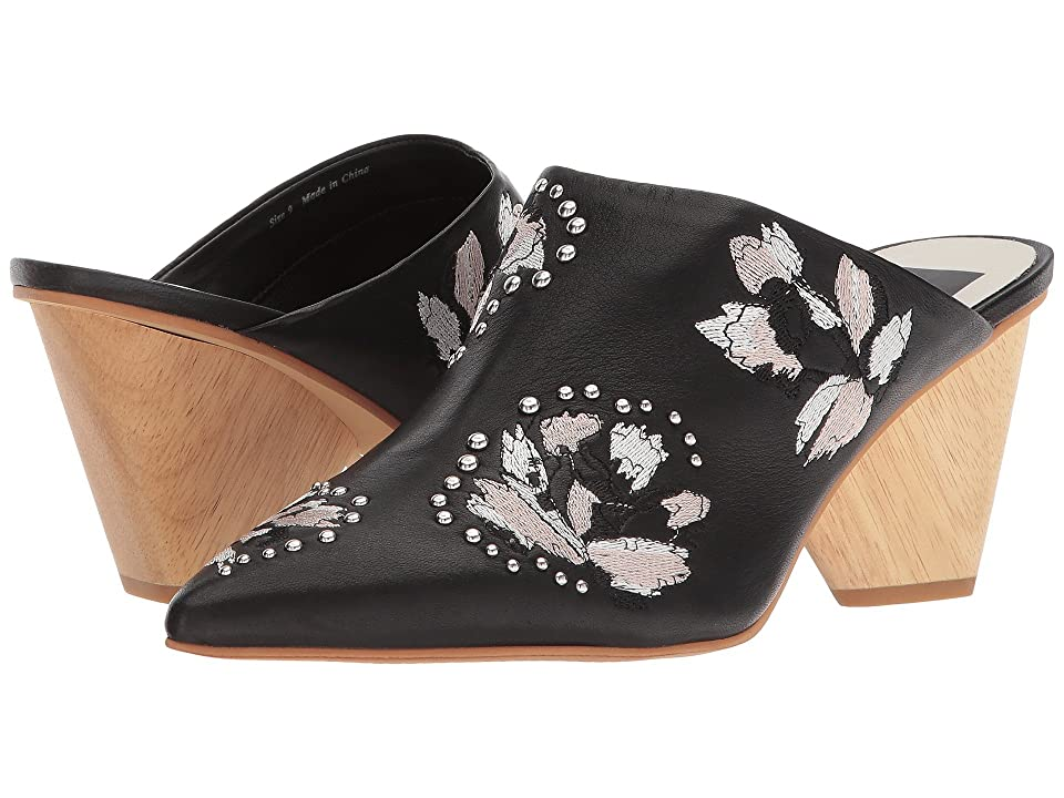 Dolce Vita Asia (Black Leather) Women
