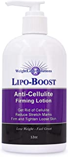 WeightLoss-Solutions Lipo-Boost, Spa Quality Firming Lotion to Firm, Tone, and Tighten Loose Skin. Lose Belly Fat, get rid...