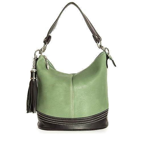bb53add8a597 Bucket Handbags: Amazon.co.uk