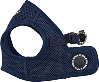 Puppia Soft Vest Harness - Navy