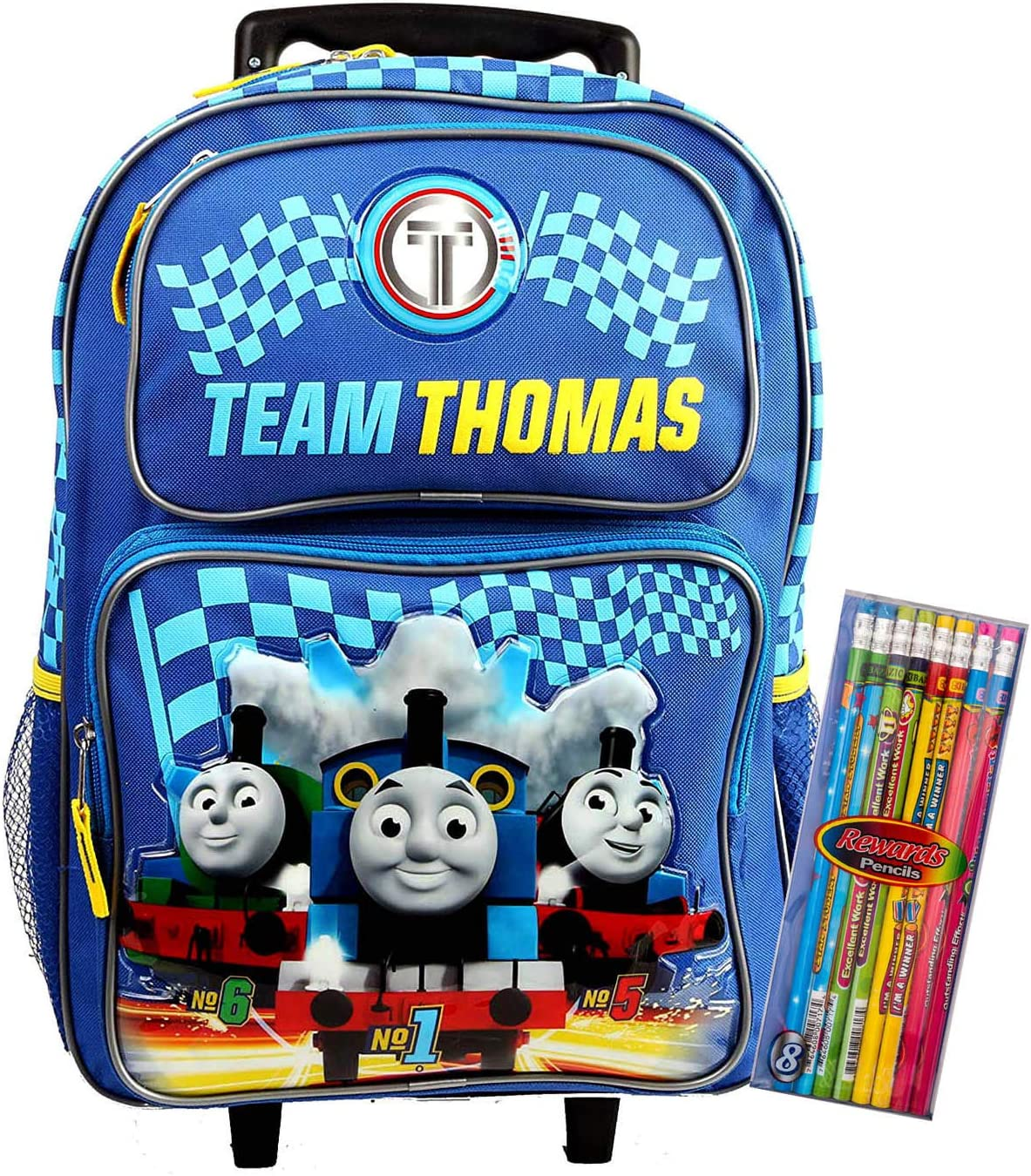 Ranking TOP10 Thomas Backpack Team and Ev Engine Max 78% OFF Friends Train
