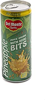 Delmonte Pineapple Drink With Bits , 240ml