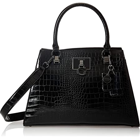 Guess Stephi Girlfriend Satchel, Sacoches Femme, Taille Unique
