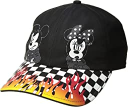 Mickey's 90th Punk Mickey Court Side Hat