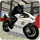 Police Auto Motor Bike - Crazy City Thrill Riding