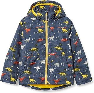 NAME IT Nmmmax Jacket Dinosaur Chaqueta Acolchada para Niños