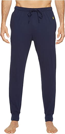 Relaxed Fit Jersey Jogger Pants