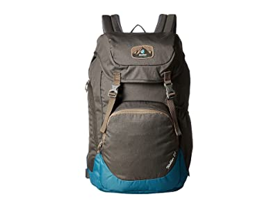 Deuter Walker 24 (Coffee/Denim) Backpack Bags