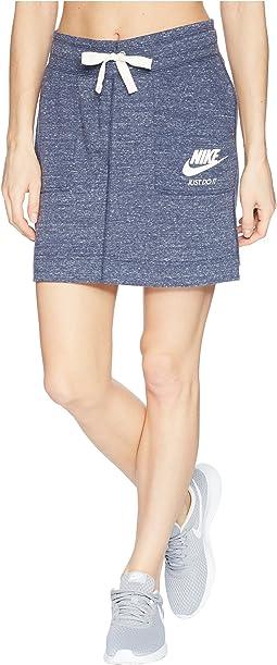 Sportswear Gym Vintage Skirt