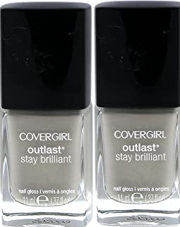 Covergirl STAR WARS THE FORCE AWAKENS Nail Gloss (Speed of Light 200, .37 fl oz) PACK OF 2