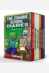 The Zombie School Diaries Books 1 to 6: Unofficial Diary of a Minecraft Zombie - Adventure Fan Fiction Minecraft Book for Kids, Teens and Minecrafters - Bundle Box Sets Kindle Edition