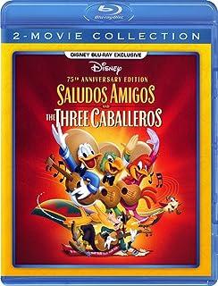 Saludos Amigos & The Three Caballeros Blu-ray