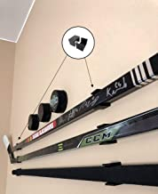 hockey stick display holder