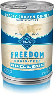 Blue Buffalo Freedom Grain Free Natural Adult Wet Dog Food
